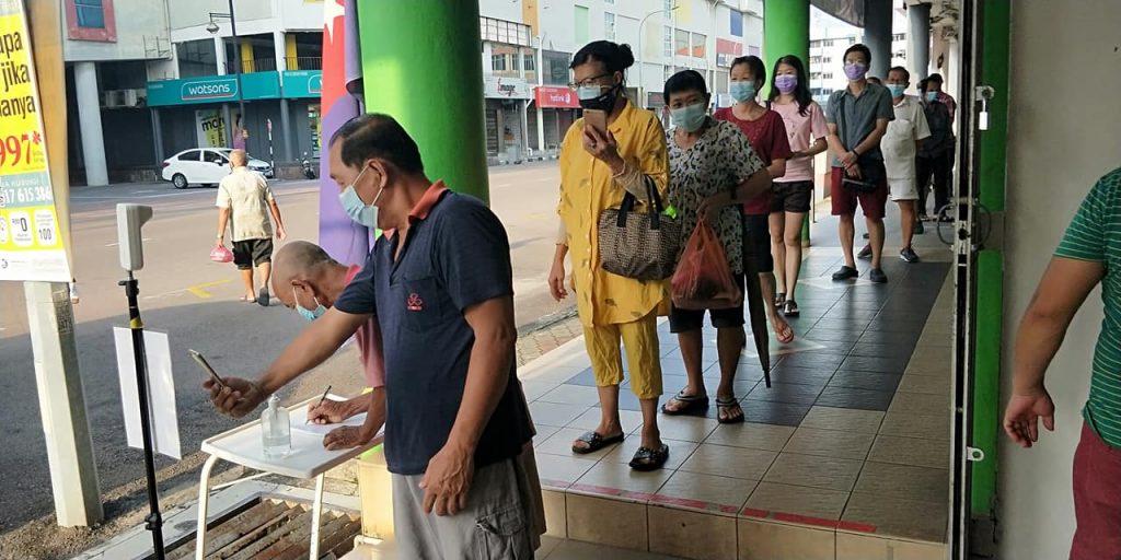 Vesak Day – 3000 Vegetarian Lunch provision to needy community in Kluang, Johor 卫塞节 – 3000份素食提供有需大众于柔佛州居銮