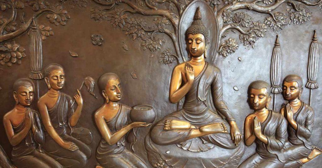Today, 24th July 2021, is Āsālha Full-moon day 今天,2021 年 7 月 24 日,是Āsālha 满月日,