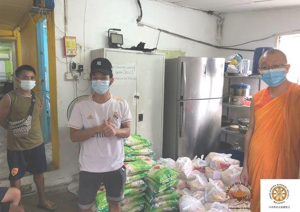 𝟐𝟕 𝐉𝐮𝐥𝐲 𝟐𝟎𝟐𝟏 | 𝐊𝐮𝐚𝐥𝐚 𝐋𝐮𝐦𝐩𝐮𝐫 | 𝐏𝐫𝐨𝐯𝐢𝐬𝐢𝐨𝐧𝐬 𝐟𝐨𝐫 𝟓𝟎 𝐂𝐇𝐈𝐍 𝐑𝐞𝐟𝐮𝐠𝐞𝐞 𝐅𝐚𝐦𝐢𝐥𝐢𝐞𝐬 𝐚𝐭 𝐇𝐑𝐈𝐏𝐇𝐈 𝐂𝐎𝐌𝐌𝐔𝐍𝐈𝐓𝐘 𝐒𝐂𝐇𝐎𝐎𝐋 【马来西亚宏慈佛教会】2021年7月28| 吉隆坡 | 粮食物资支援50户Chin缅甸籍HRIPHI 基督教会社区家庭